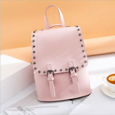 Fashion Rivet Design Backpack For Women - Pink (EFG061121)