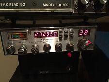 TEXAS RANGER 40 CHANNEL MOBILE CB RADIO FULLY CHROMED ,TR-396FC IN ORIGINAL BOX