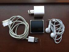 Apple iPod nano 6th Generation Silver (16GB)