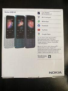 Nokia 6300 4G LTE
