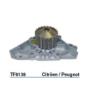 Tru-Flow Water Pump (Saleri Italy) TF8138 fits Citroen C4 Picasso 2.0 i 16V (...