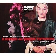 IL SORRISO DEL GRANDE TENTATORE BY ENNIO MORRICONE  CD