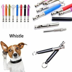Pet Dog Training Whistle Cat Training Obedience Tool Dog Accessories AU