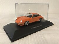 Atlas 1:43 Porsche 911 S 2.4 Modellauto Modelcar Scale Rarität Geschenk Selten