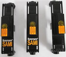(3) Buss SAMI-1 Indicating Fuse Cover