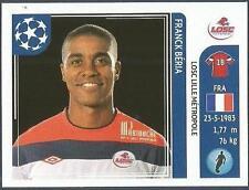 PANINI UEFA CHAMPIONS LEAGUE 2011-12- #109-LILLE-FRANCK BERIA