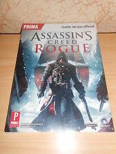 livre guide de jeu ASSASSIN'S CREED ROGUE PS3 et XBOX 360 - sous blister