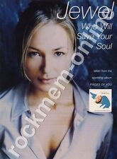 Jewel Who Pieces Of You LP Advert