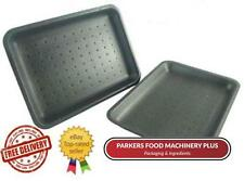 Poly Trays D18 - Black - L265 x W189 x D25 - Per 250