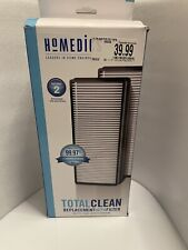 Homedics Total Clean Replacement Filters (2)