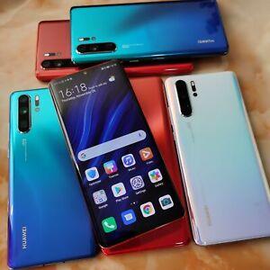 "Huawei P30 Pro VOG-L29 8GB+256GB Dual SIM (FACTORY UNLOCKED) 6.47"" Smartphone"