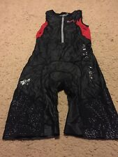 Rocket Science Sports Suit Mens s Triathlon Wet Swimskin Running Iron man Biking