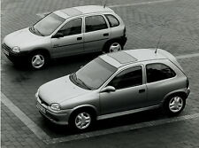 Stampa foto 1993 OPEL CORSA GSI Swing 21,5x16,5 cm Press Photo AUTO AUTOMOBILI AUTO FOTO
