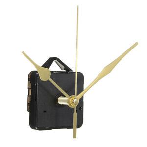 Ensemble mécanisme horloge murale à quartz mouvement silencieux réparation kit