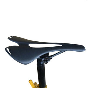 3K Bicycle Saddle Carbon Fixed Gear MTB Road Racing Bike Seat Saddle Ultralight
