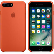 Original Silicone Luxury Ultra-Thin Case for Apple iPhone X 8 Plus 7 6 5 5S SE