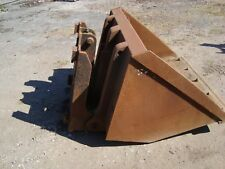 JCB Teletruck Hydraulic Tipping  Bucket With Backplate