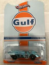 Hot Wheels RLC Gulf Series Porsche 917K
