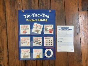 Lakeshore Learning Tic-Tac-Toe Pocket Chart + Game