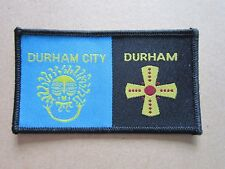 Durham City County District Cloth Patch Badge Boy Scouts Scouting L5K B