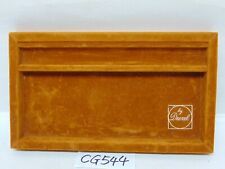 VINTAGE RARE DREXEL FURNITURE DRAWER INSERT-FOR DRESSER-JEWELRY-RINGS-COINS