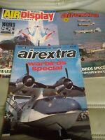 Warbirds Special Vintage Magazines Bundle Air Extra Air Display International