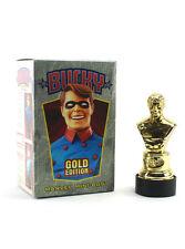 Bowen Designs Bucky Mini Bust Artist Proof Gold Chrome Edition Captain America