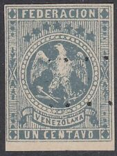 VENEZUELA   An old forgery of a classic stamp...............................D481