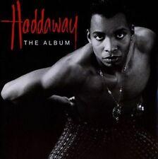 HADDAWAY - THE ALBUM NEW CD