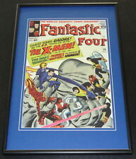 Fantastic Four #28 Framed 10x14 Cover Poster Official Repro X-Men