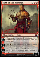 1x Koth of the Hammer - - - scars of Mirrodin - - NMINT