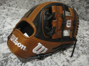 """NEW-2020 WILSON A2K 1786 SUPERSKIN 11.5"""" FIELDER MITT- NEW WITH TAGS NEVER USED"""