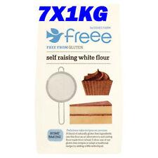 Doves Farm Gluten Free Self Raising White Flour (12X1KG)