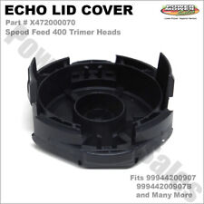 Echo OEM Speed Feed 400 Trimmer Cover / Head Drum Lid Cover Cap / X472000070