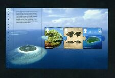 GALAPAGOS ISLANDS 2009 2xSHEETS ex-PRESTIGE BOOKLET MNH