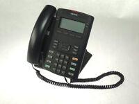 Nortel 1220 IP Digital Office Telephone NTYS19 VoIP Phone, Cord & Handset TESTED