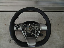 2011-2016 SCION TC  FACTORY LEATHER STEERING WHEEL WITH AUDIO CONTROLS