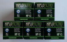 3x /Ölfilter XR 650 R 2000-2007 Hiflo HF112