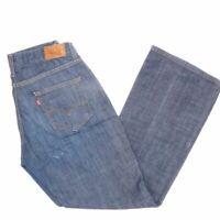 Levi's Levis Jeans Curvy Boot W30 L32 blau stonewashed 30/32 Bootcut -JA9750