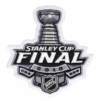 2018 Stanley Cup Patch