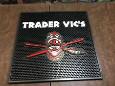Trader Vic'S Bar Mat -Rubber Bar Mat New-Size 14' X 14'