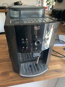 Krups Automatic Coffee Machine - Black 81xxxx