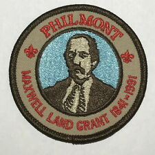 1991 Philmont Maxwell Land Grant PAtch RC2