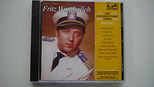 The Unforgettable Series - Fritz Wunderlich -  CD
