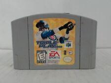 TRIPLE PLAY 2000 Nintendo 64 N64 Stickers