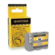 Batería Patona EN-EL3e Infochip para Nikon D70 D90 D100 D200 D300 D300s D700