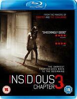 Insidious 3 [Blu-ray] [DVD][Region 2]