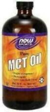 Now Foods MCT 100 PCT Oil 32 FL Oz Weight Management