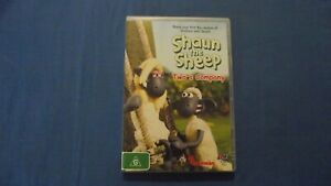 Shaun The Sheep Two's Company - DVD - R4 - Free Tracking