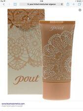 pout tinted moisturiser NEW  shade: ORGANZA